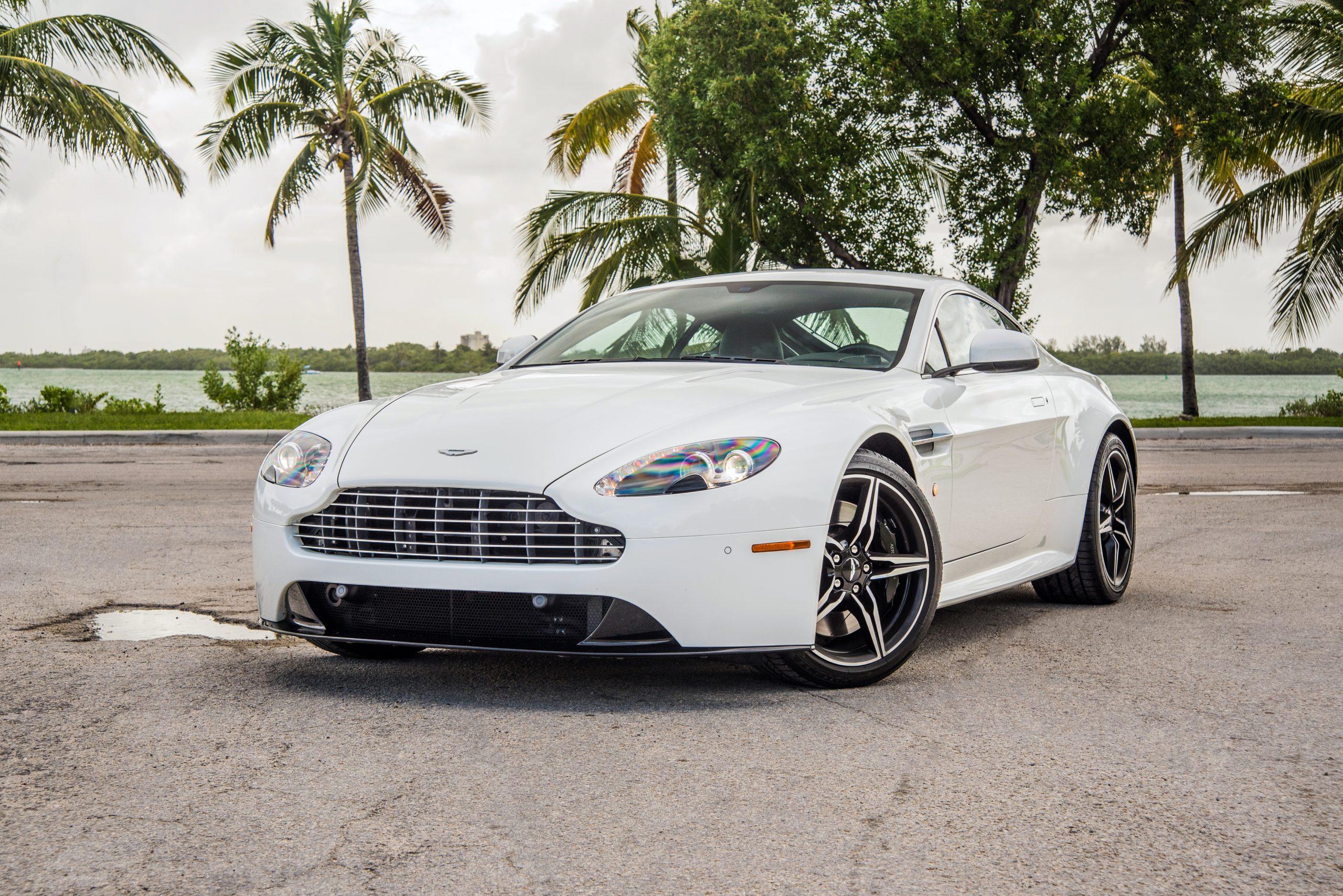 Aston Martin Vantage Gts Rental In Miami Premier Auto Miami